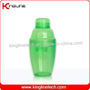 250ml plastic new Cocktail shaker(KL-3025) pictures & photos