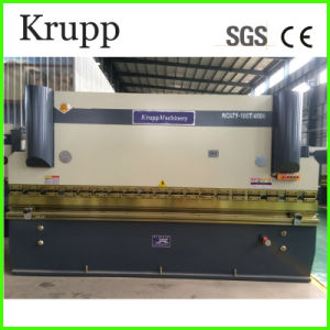 Hydraulic Plate Bender/ Press Brake/Bending Machine