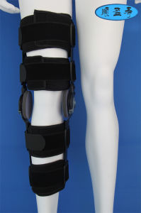 Adjustable Orthopedic Knee Brace pictures & photos