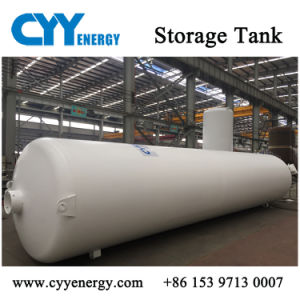 20m3 Cryogenic Liquid Oxygen Nitrogen Argon CO2 Stainless Steel Storage Tank pictures & photos