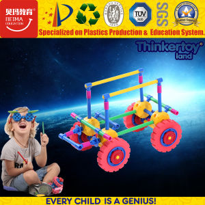 New and Hot Sale Thinkertoy Land Plastic Construction Made Toy City Builder pictures & photos
