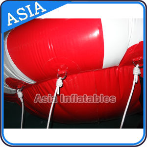 8 Seats Inflatable Disc Boat for Water Games pictures & photos