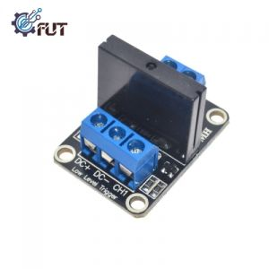 China G3MB202p 5V DC 1 Channel SolidState Relay Board Module For - Solid State Relay Dc Arduino