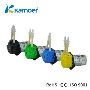 Kamoer Peristaltic Pump Nkp Small and Low Pressure Flow Rate (5.2 ~ 90 ml / min, 3 rotors, four color)