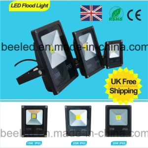 30W Sky Blue Outdoor Lighting Waterproof Lamp LED Flood Light