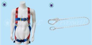 Safety Harness with Three-Point Fixed Mode (EW0313H) -Set5