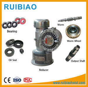 Steel Worm Shaft for Construction Hoist Gearbox pictures & photos