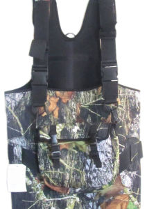 Waterproof Neoprene Camouflage Fishing Wader (HX-FW0005) pictures & photos