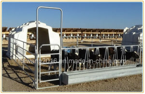 Heavy Duty Cattle Yard Panel Galvanized Cattle Fencing Panel pictures & photos