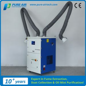 pure air mobile welding fume extractor for welding fumes extraction mp 4500dh - Welding Fume Extractor