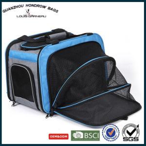 3d9ba842f929 Travel Ultra Light Comforable Dog Foldable Soft Sided Expandable Pet  Carrier Bag Sh-17070203