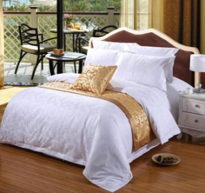 Hotel Luxury 300tc Egyptian Quality Bedding Collection (DPF107335) pictures & photos