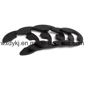 DIN 6799 Black Carbon Steel Split Lock Washer pictures & photos