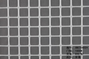 Square Pattern Thick Mesh Fabric