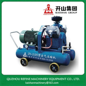 Kaishan 140cfm Direct Connecting Portable Compressor for Zimbabwe 2V-4.0/5D pictures & photos