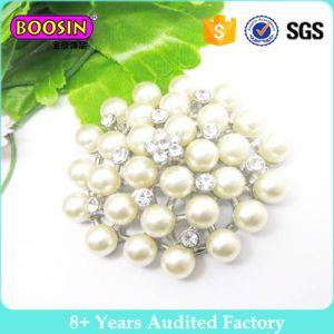 f462bf74784 China Fancy Decorative Imitation Pearl Brooch Design for Wedding ...