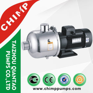 Single-Phase/Three-Phase Stainless Steel Centrifugalclean Water Pump pictures & photos