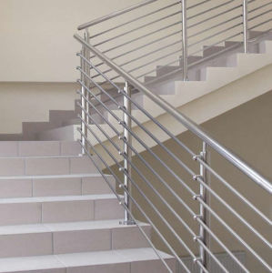 China Durable Stainless Steel Rod Balustrade Staircase and Balcony