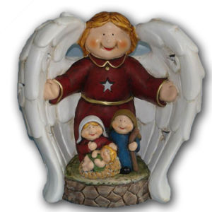 Customized Design Figure Religious San Saint Angel pictures & photos