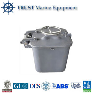 Marine Aluminum Boat Waterproof Hatch Cover pictures & photos