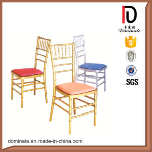 Fashion Clear Colorful Wedding Hall Chiavari Chairs (BR-C013) pictures & photos
