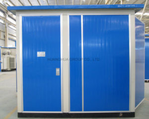 Wind Power and Photovoltaic Gerneration Transformer Substation pictures & photos