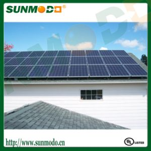 Easy Installation Customized Roof Solar Mounting System