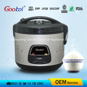 Low Price Rice Cooker with Easy Cleaning Cooking Bowl pictures & photos