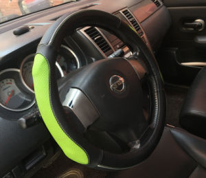Steering Wheel Cover for Vehicle