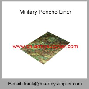 Military Rainwear-Army Raincoat-Camouflage Poncho-Military Raincoat-Poncho Liner pictures & photos
