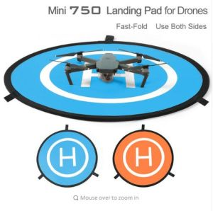 Pgy Mini Fast-Fold Landing Pad 75cm Dji Mavic PRO Phantom 3 4 Inspire 1 RC Drone Gimbal Quadcopter Helicopter Parts Accessories