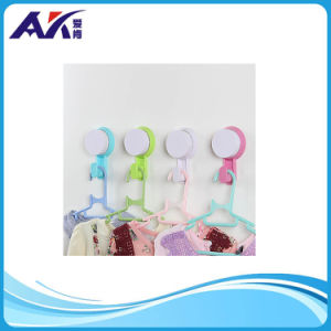 Self Adhesive Plastic Hook for Hanging