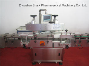 Automatic High-Speed Pharmaceutical Machinery Flat Bottle Labeler