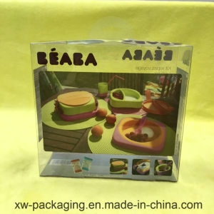 Hot Sale Plastic packaging Folding Printed Box