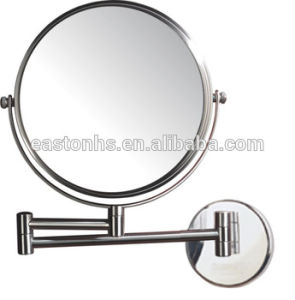 Wall Mounted Double Side Double Sided Hotel Magnifying Mirror pictures & photos