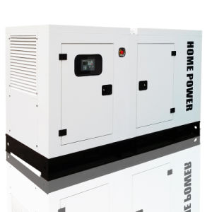 84kVA 50Hz Soundproof Diesel Generator Powered by Cummins (DC84KSE)