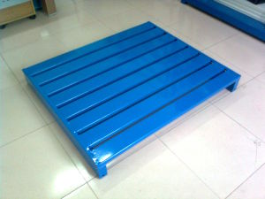 Steel Pallet for Storage Racks pictures & photos