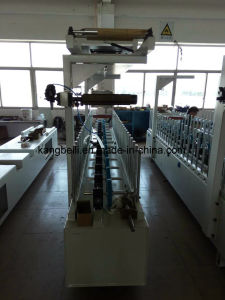 Steel Made Cold adhesive TUV Certificated Mingde Brand Woodworking Wrapping Machine pictures & photos