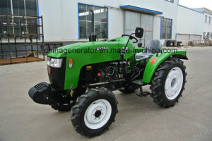 Suyuan Sy-264 4WD Agricultural Farm Tractor with M385/3f15 Diesel Engine