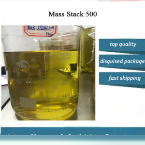 Safe Shipping Bodybuilding Steroid Gear Mass Stack 500mg/Ml