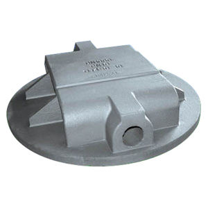 Ductile Iron Disc Casting Made in China