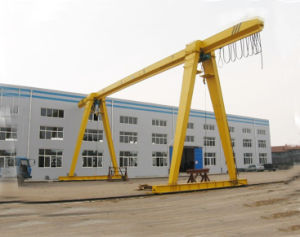 Heavy Duty Ganry Crane pictures & photos