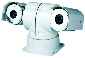 Outdoor HD PTZ Infrared Camera with 1080P Resolution Coordinated to Different Applications