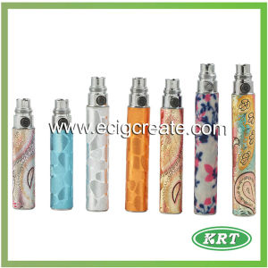 Ecigarette 650mAh Beat Twist Colors Battery, Electronic Cigarette Battery, Cigarette Battery