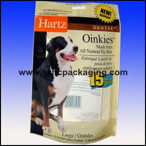Standup Pet Food Bag (L)