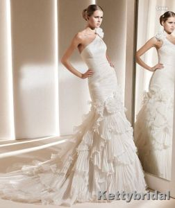 Wedding Dress&Wedding Gown&Bridal Dress (KB1058)