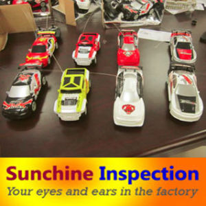 Toys Inspection Services in Shantou / Sunchine Inspection Quality Guarantee Before Shipping