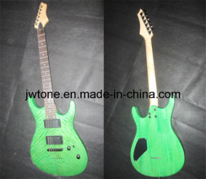 String Through Body Design Quality Electric Guitar