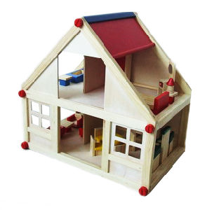 Wooden Toys Doll House (TS 8563) pictures & photos