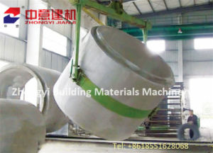 Vertical Vibration Casting Reforced Concrete Pipe Making Machine for Drain Pipe Production pictures & photos
